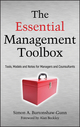 The Essential Management Toolbox: Tools, Models and Notes for Managers and Consultants (0470518375) cover image