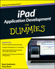 iPad Application Development For Dummies (0470584475) cover image