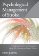 Psychological Management of Stroke (0470684275) cover image