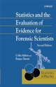 Statistics and the Evaluation of Evidence for Forensic Scientists, 2nd Edition (0470843675) cover image