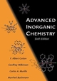 Advanced Inorganic Chemistry, 6th Edition (0471199575) cover image