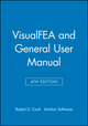 VisualFEA and General User Manual (0471212075) cover image