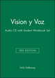 Vision y Voz, 3e Audio CD with Student Workbook Set (0471423475) cover image