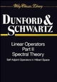 Linear Operators, Part 2: Spectral Theory, Self Adjoint Operators in Hilbert Space (0471608475) cover image