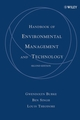 Handbook of Environmental Management and Technology, 2nd Edition (0471722375) cover image