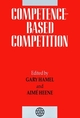 Competence-Based Competition (0471943975) cover image