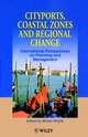 Cityports, Coastal Zones and Regional Change: International Perspectives on Planning and Management (0471962775) cover image