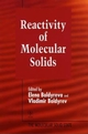 Reactivity of Molecular Solids, Volume 3 (0471999075) cover image
