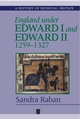 England Under Edward I and Edward II: 1259-1327 (0631203575) cover image