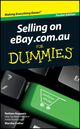 Selling On eBay.com.au For Dummies, Australia Pocket Edition (0730307875) cover image