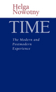 Time: The Modern and Postmodern Experience (0745618375) cover image