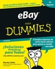 eBay Para Dummies, 4th Edition (0764568175) cover image
