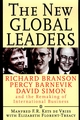 The New Global Leaders: Richard Branson, Percy Barnevik, David Simon and the Remaking of International Business (0787946575) cover image