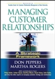 Managing Customer Relationships: A Strategic Framework (1118025075) cover image