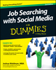 Job Searching with Social Media For Dummies, 2nd Edition (1118678575) cover image