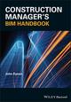 Construction Manager's BIM Handbook (1118896475) cover image