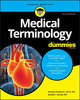 Medical Terminology For Dummies, 3rd Edition (1119625475) cover image