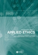 Contemporary Debates in Applied Ethics (1405115475) cover image