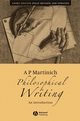 Philosophical Writing: An Introduction, 3rd Edition (1405131675) cover image