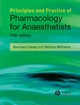 Principles and Practice of Pharmacology for Anaesthetists, 5th Edition (1405157275) cover image