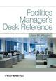 Facilities Manager's Desk Reference (1444320475) cover image