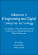 Advances in E-Engineering and Digital Enterprise Technology: Proceedings of the 4th International Conference on E-Engineering and Digital Enterprise (1860584675) cover image