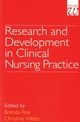 Research and Development in Clinical Nursing Practice (1861560575) cover image