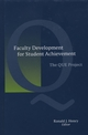 Faculty Development for Student Achievement: The QUE Project (1882982975) cover image