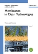 Membranes in Clean Technologies, 2 Volume Set (3527320075) cover image
