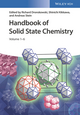 Handbook of Solid State Chemistry, 6 Volume Set (3527325875) cover image