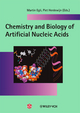 Chemistry and Biology of Artificial Nucleic Acids (3906390675) cover image