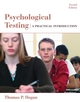 Psychological Testing: A Practical Introduction, 2nd Edition (EHEP000675) cover image