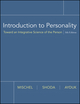 Introduction to Personality: Toward an Integrative Science of the Person, 8th Edition (EHEP000775) cover image