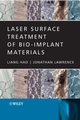 Laser Surface Treatment of Bio-Implant Materials (0470016876) cover image