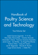 Handbook of Poultry Science and Technology, Two-Volume Set