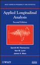 Applied Longitudinal Analysis, 2nd Edition (0470380276) cover image