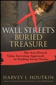 Wall Street's Buried Treasure: The Low-Priced Value Investing Approach to Finding Great Stocks (0470383976) cover image
