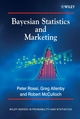 Bayesian Statistics and Marketing (0470863676) cover image