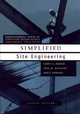 Simplified Site Engineering, 2nd Edition (0471179876) cover image