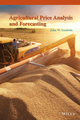 Agricultural Price Analysis and Forecasting (0471304476) cover image