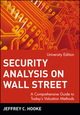 Security Analysis on Wall Street: A Comprehensive Guide to Today's Valuation Methods, University Edition (0471362476) cover image