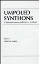 Umpoled Synthons: A Survey of Sources and Uses in Synthesis (0471806676) cover image