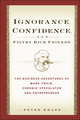 Ignorance, Confidence, and Filthy Rich Friends: The Business Adventures of Mark Twain, Chronic Speculator and Entrepreneur (0471933376) cover image