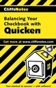 CliffsNotes Balancing Your Checkbook with Quicken (0764512676) cover image