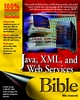 Java, XML, and Web Services Bible  (0764548476) cover image