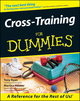 Cross-Training For Dummies (0764552376) cover image