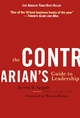 The Contrarian's Guide to Leadership (0787967076) cover image