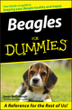 Beagles For Dummies (1118068076) cover image