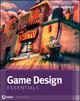Game Design Essentials (1118159276) cover image