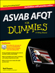 ASVAB AFQT For Dummies, with Online Practice Tests, 2nd Edition (1118830776) cover image